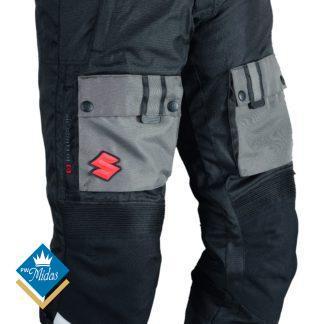 spodnie motocyklowe suzuki