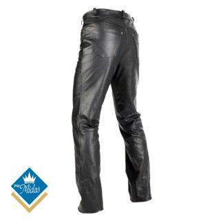 Spodnie skórzane damskie Highway by louis roz 36