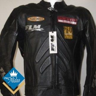 kurtka motocyklowa FLM Torrent  by Polo roz 50 ,56