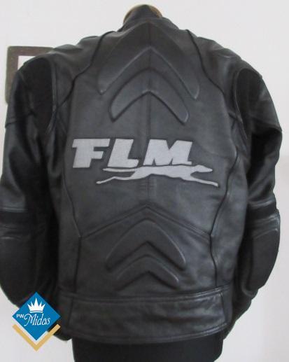 kurtka motocyklowa FLM Torrent  by Polo roz ,56