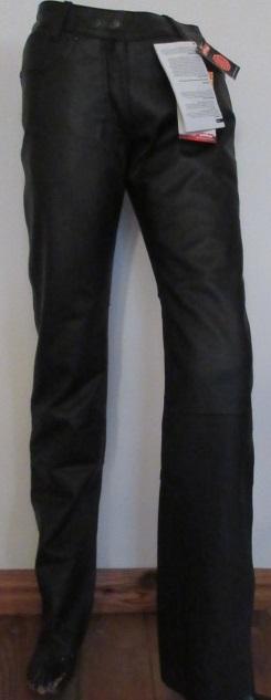 Spodnie skórzane damskie Delroy Texas by Polo