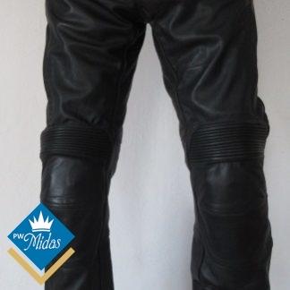 spodniemotocyklowe skorzane