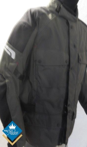 Kurtka motocyklowa Mohawk cordura roz 4XL dla krępego