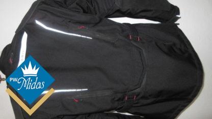 kurtka motocyklowa skórzano-textylna Probiker roz 48